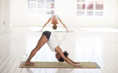 Yoga blok fremstillet i 100% natur kork