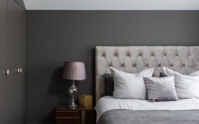 Udsmyk dit soveværelse med en stilren Herning plakat