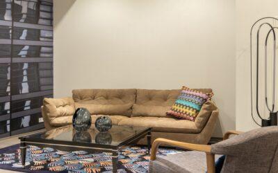 Sådan kan du gennemføre en tæppestil i dit hjem