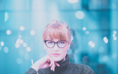 Blå Lys briller er stilrigtige og beskytter dig mod skadeligt blåt lys